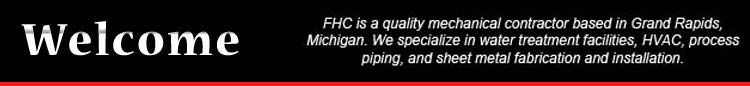 Welcome to Franklin Holwerda Company: Quality Mechanical Contracting Since 1898